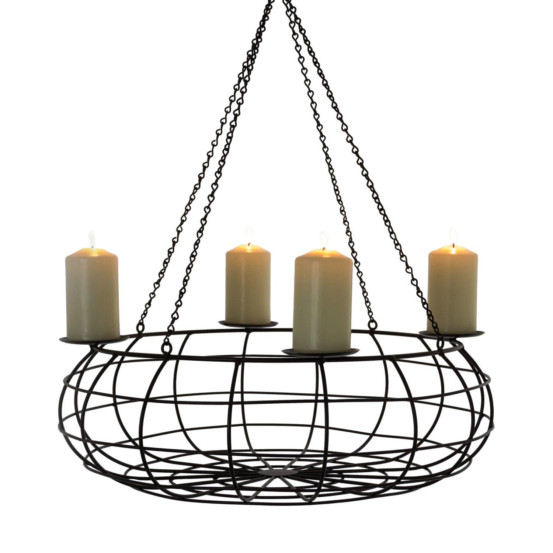 best of home adventskranz pure zum h ngen kaufen bei obi. Black Bedroom Furniture Sets. Home Design Ideas