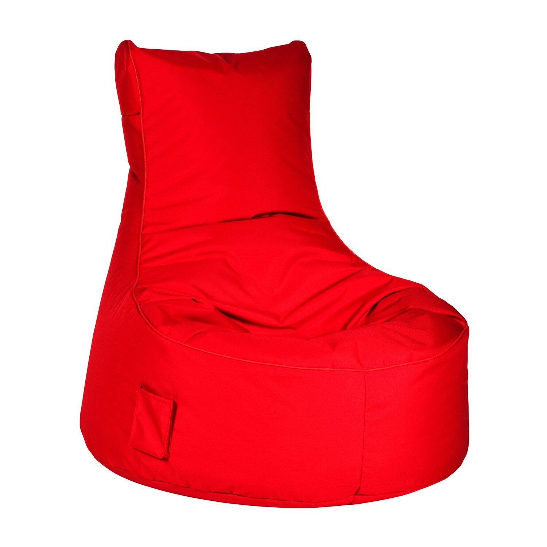 Sitting Point Sitzsack Swing Scuba 300 l Rot