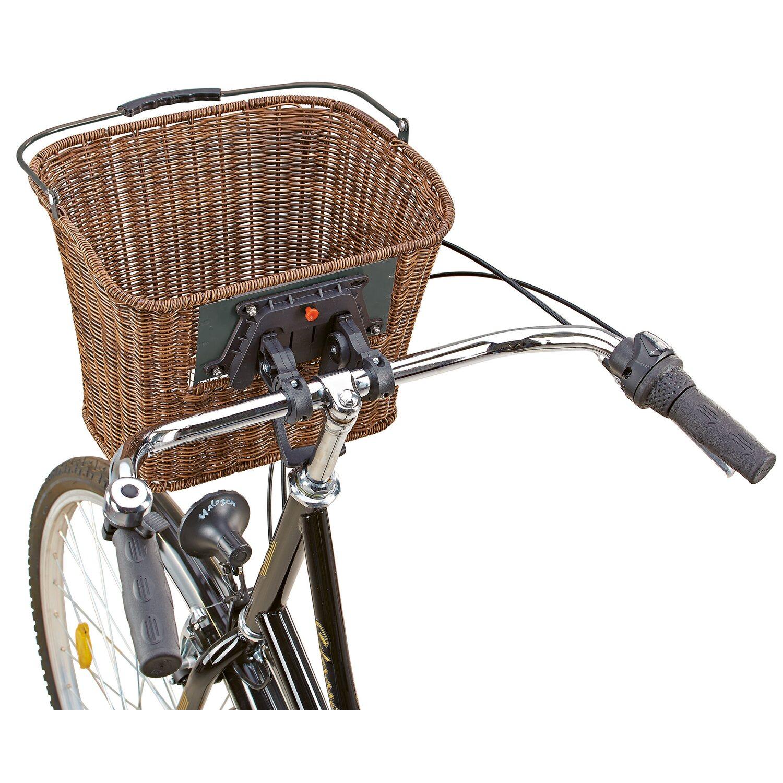 Prophete Fahrradkorb F R Lenkerbefestigung Kaufen Bei Obi