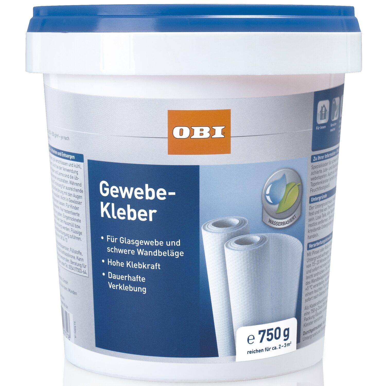 Lieblings OBI Gewebe-Kleber Transparent 750 g kaufen bei OBI &LB_26