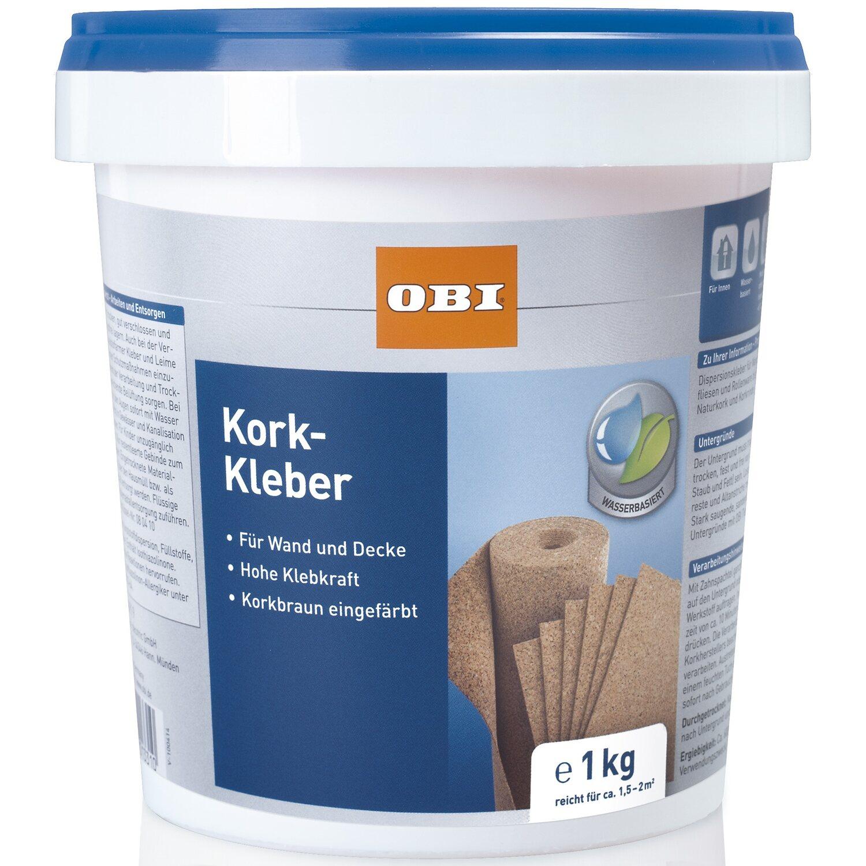 OBI Kork-Kleber Braun 1 kg
