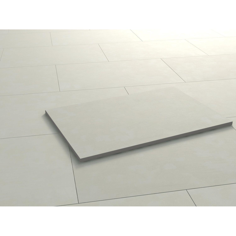 Terrassenplatte Feinsteinzeug Streetline Creme 60 Cm X 90 Cm X 2 Cm