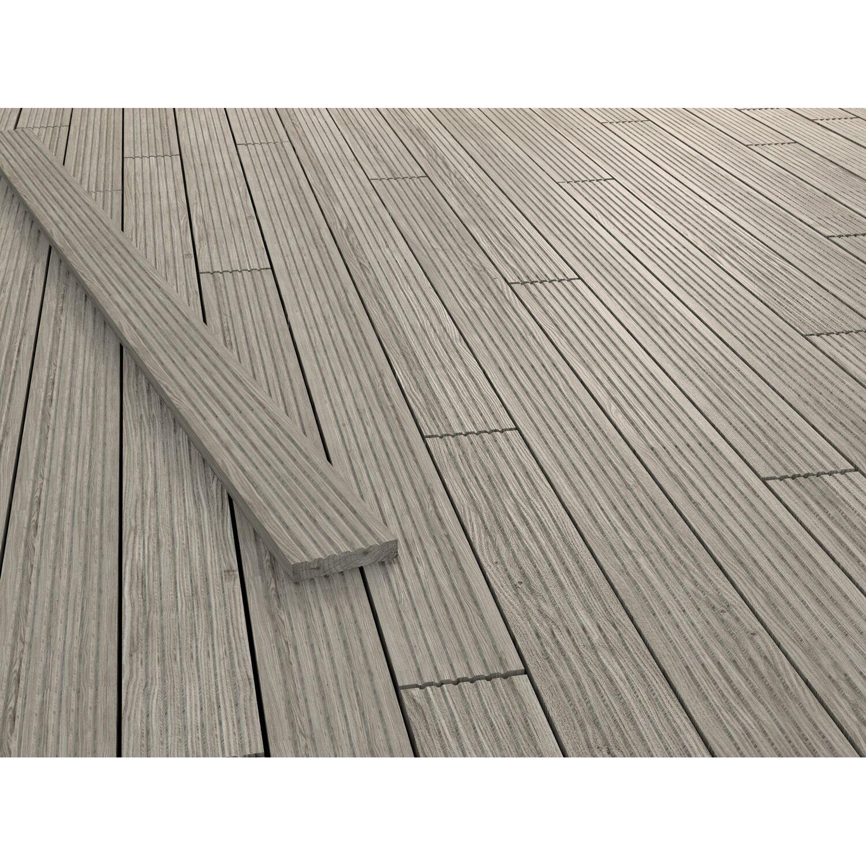 terrassendiele kiefer grau 250 cm x 14 5 cm x 2 8 cm kaufen bei obi. Black Bedroom Furniture Sets. Home Design Ideas