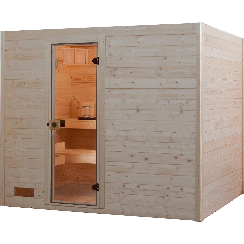Beliebt Weka Massivholz-Sauna 538 Gr. 4 ohne Ofen kaufen bei OBI GZ86