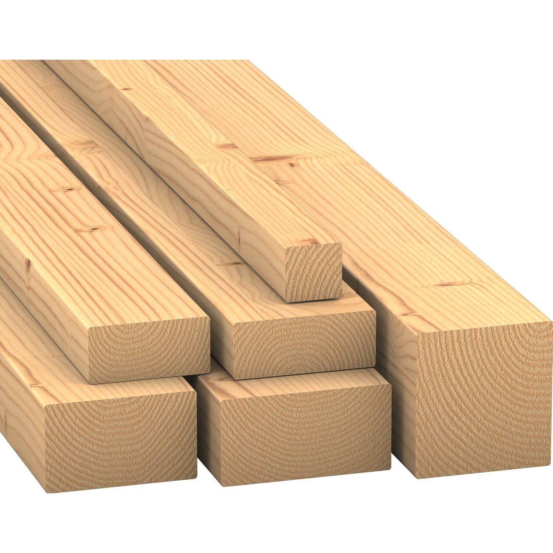 konstruktionsvollholz nsi fichte tanne 100 mm x 100 mm x. Black Bedroom Furniture Sets. Home Design Ideas