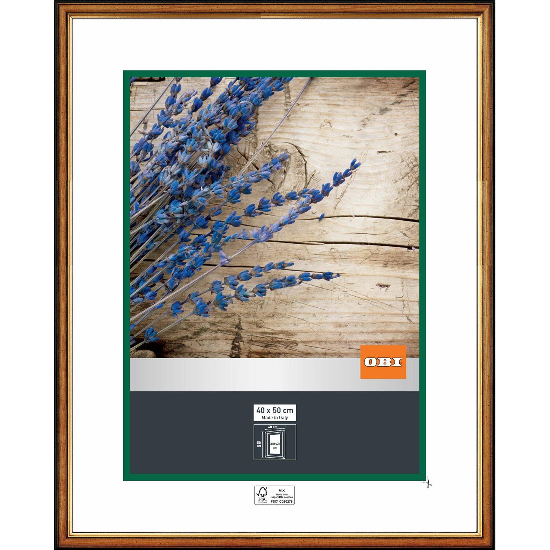 Wandgestaltung Obi : Obi holz wechselrahmen nuss gold cm kaufen bei