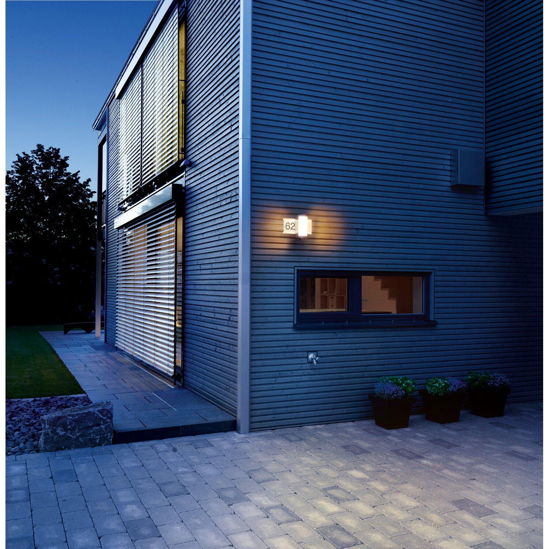 steinel led au enwandleuchte mit bewegungsmelder l625 eek a kaufen bei obi. Black Bedroom Furniture Sets. Home Design Ideas