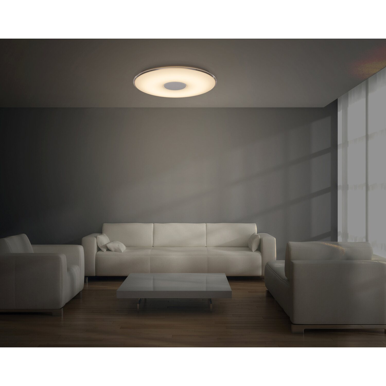 trio led deckenleuchte tokyo eek a a kaufen bei obi. Black Bedroom Furniture Sets. Home Design Ideas
