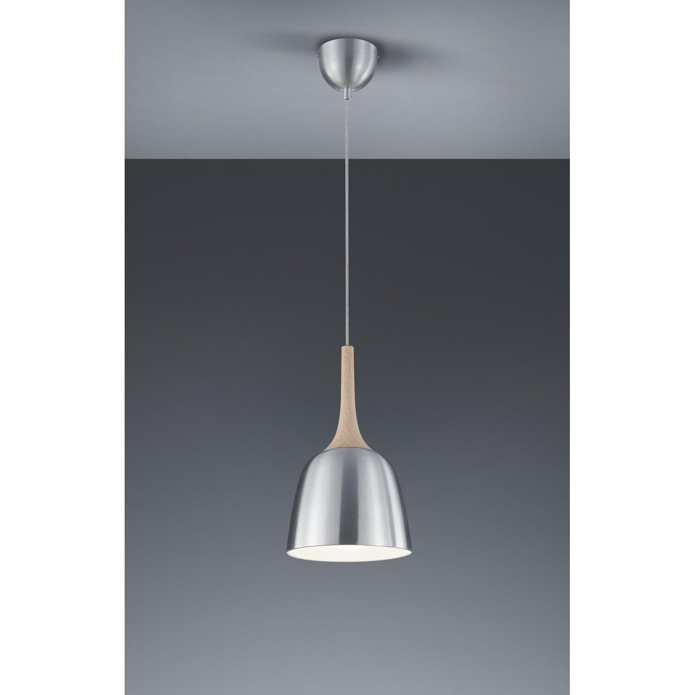 trio pendelleuchte kannan aluminium geb rstet eek e a kaufen bei obi. Black Bedroom Furniture Sets. Home Design Ideas
