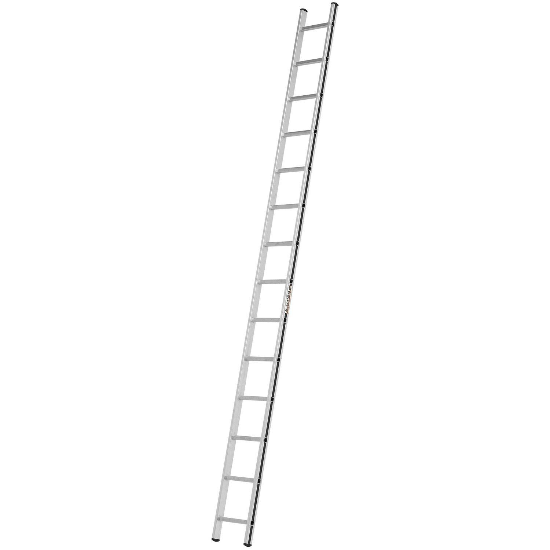 Hymer  Anlege-Leiter 14 Sprossen Arbeitshöhe 4,35 m