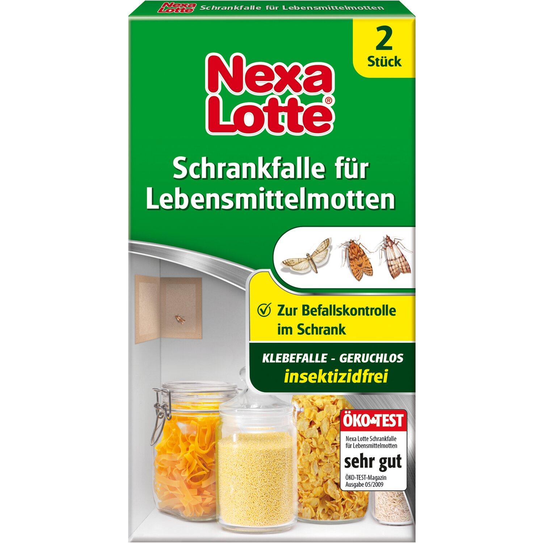 Nexa Lotte Schrankfalle Fur Lebensmittelmotten 2 Stuck Kaufen Bei Obi
