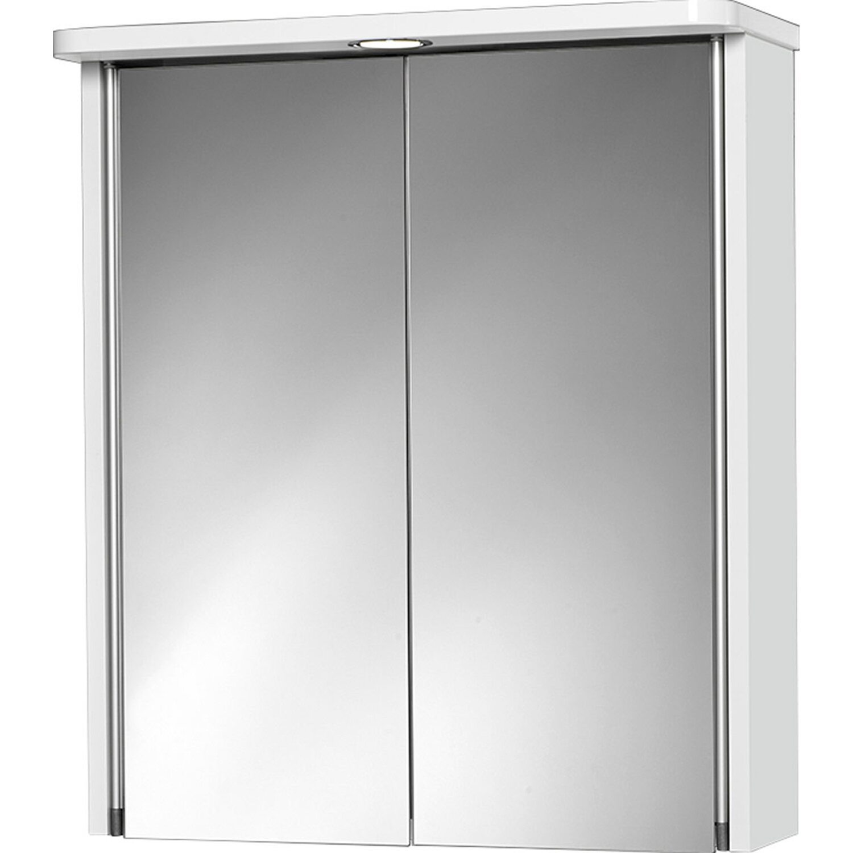 Extrem Jokey Spiegelschrank 55 cm Tamrus Weiß EEK: A+ kaufen bei OBI LX35