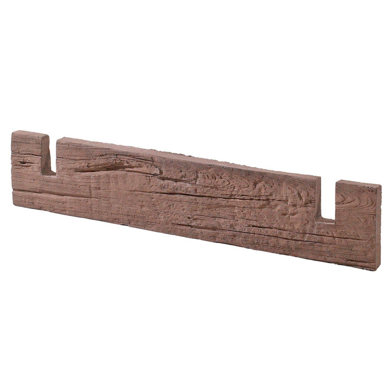 Kann Hochbeet Antik Einzelement Holz Optik 100 Cm X 20 Cm X 5 Cm
