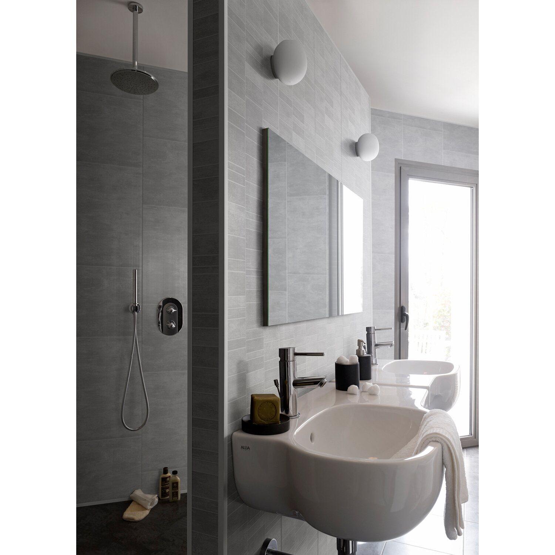 grosfillex paneel element fliese xl steinnachbildung grau. Black Bedroom Furniture Sets. Home Design Ideas