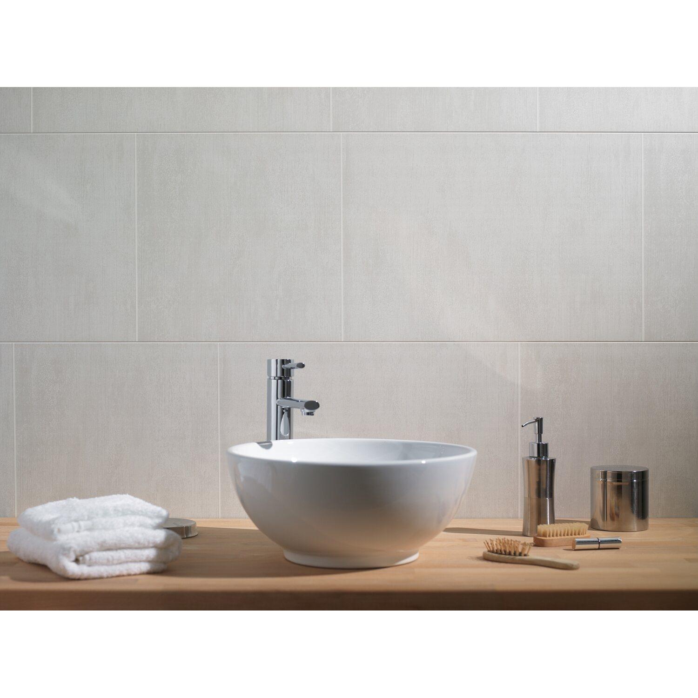 grosfillex paneel element fliese xl steinnachbildung weiss 260 x 37 5 cm kaufen bei obi. Black Bedroom Furniture Sets. Home Design Ideas