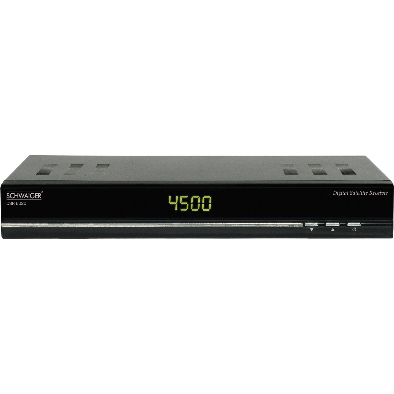 Digitaler Sat-Receiver, DSR6020 011