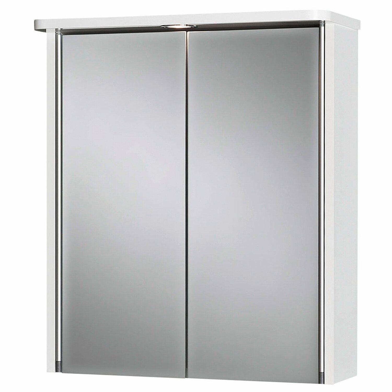 Jokey spiegelschrank tamrus 55 cm wei eek c kaufen bei obi for Spiegelschrank obi