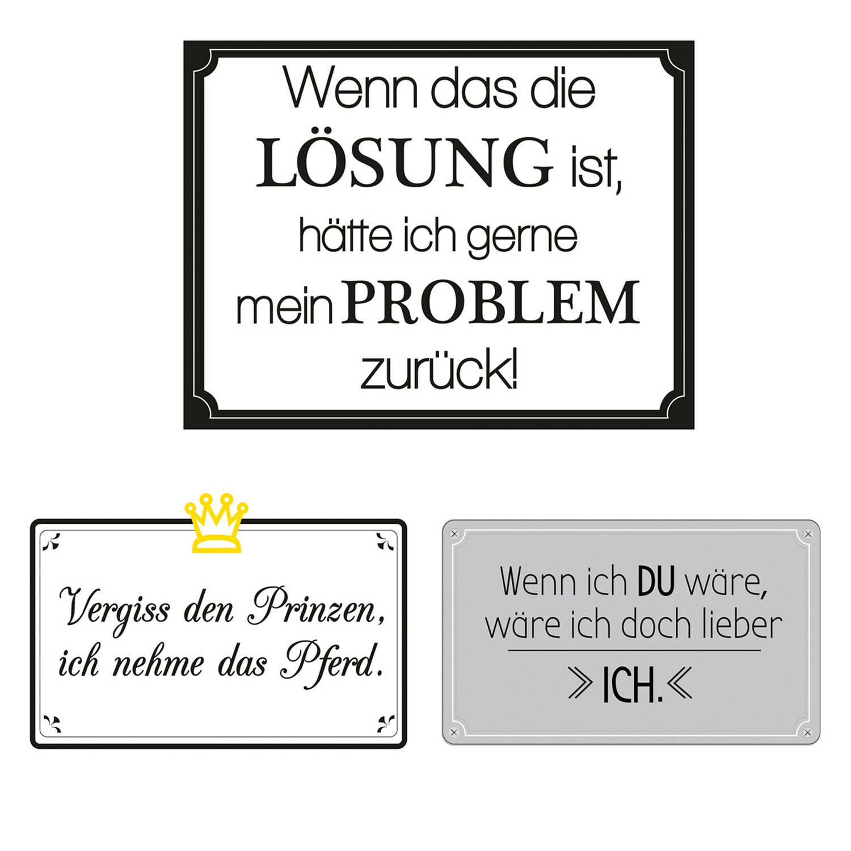 Eurographics  Deco Sticker Funny Sayings