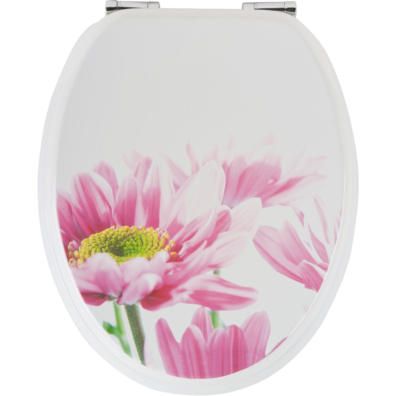 WC-Sitz Blütenzauber