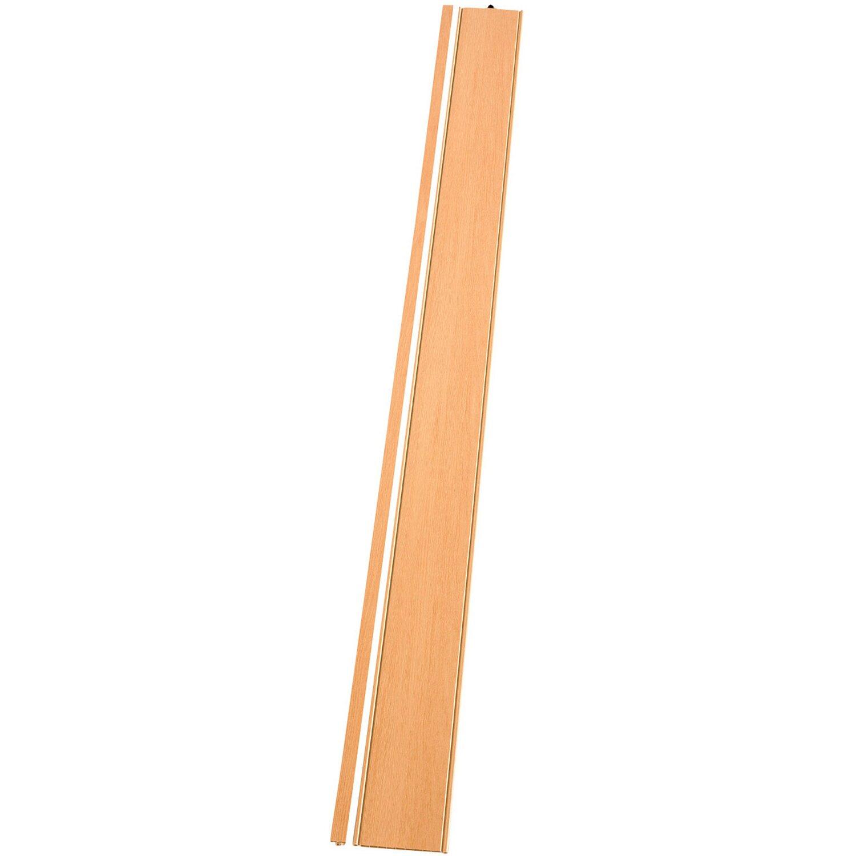 Sonstige Zusatzlamelle für Falttür Axia Eiche hell 145 cm x 205 cm