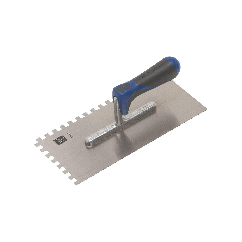 LUX-Tools Glättekelle 8 mm x 8 mm Comfort