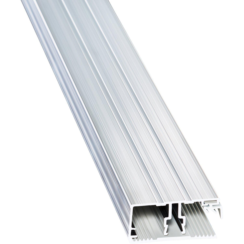 Gut gemocht Aluminium-Randprofil für 16 mm Hohlkammerplatten 2 m kaufen bei OBI KY09