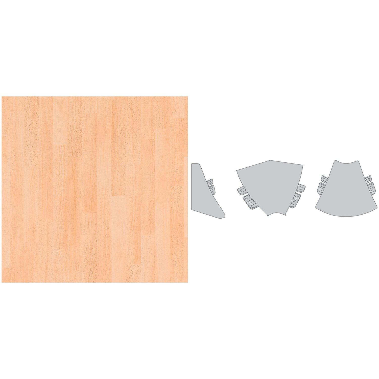 innenecke system plus buche parkett bu37 pof kaufen bei obi. Black Bedroom Furniture Sets. Home Design Ideas