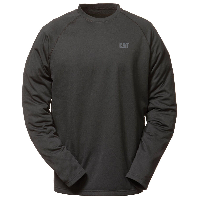 Cat  Funktions-Shirt Schwarz L