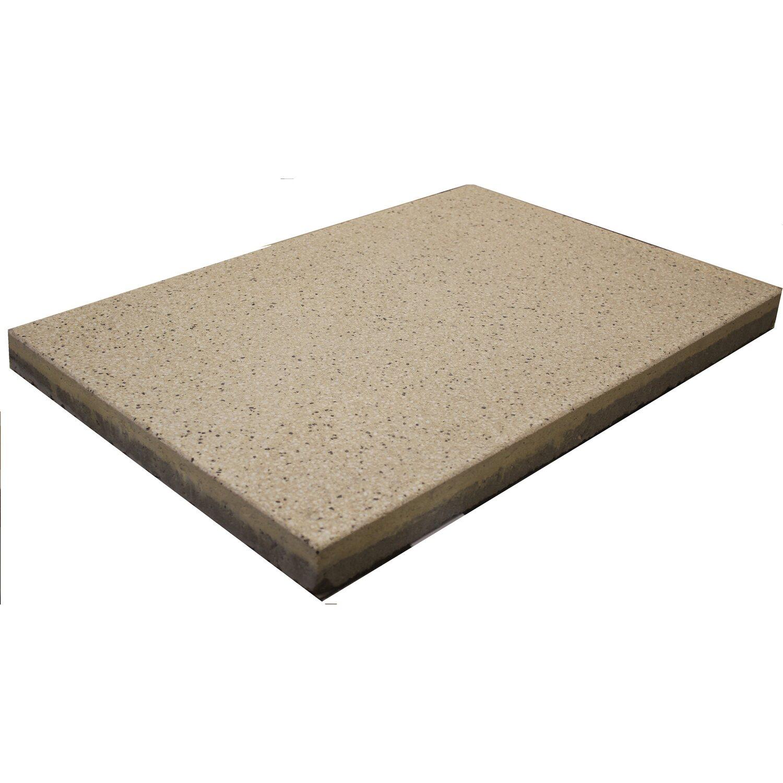 Terrassenplatte Beton Rustic Sandstein-Optik gestrahlt 60cm x 40 cm x 4 cm