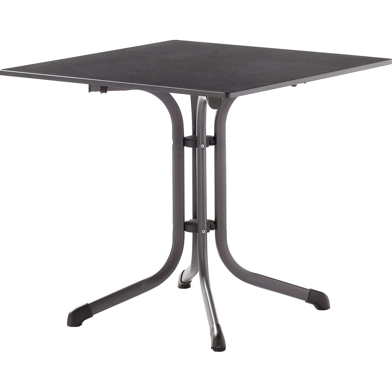 Fantastisch Mecalit Tisch With Mecalit Tisch. Great Klapptisch Garten Rund Sieger  Boulevard Gartentisch Klappbar ...