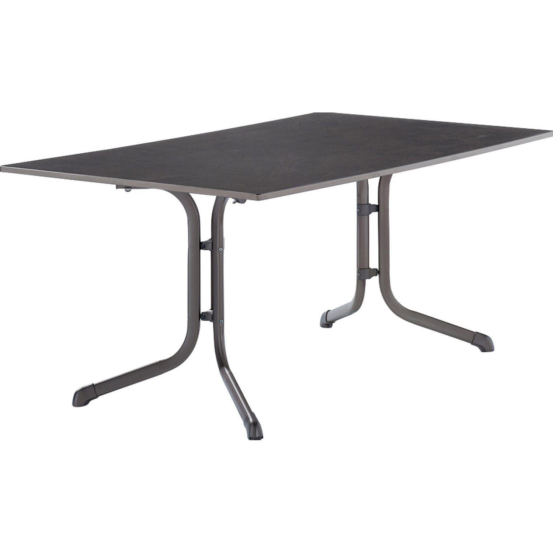 Sieger Boulevard Tisch Puroplan 165 X 95 Cm Eisengrau Kaufen Bei Obi