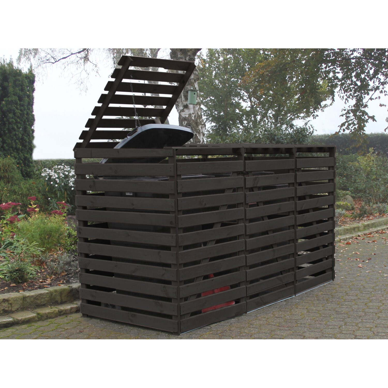 m lltonnenbox vario v f r 3 tonnen anthrazit kaufen bei obi. Black Bedroom Furniture Sets. Home Design Ideas