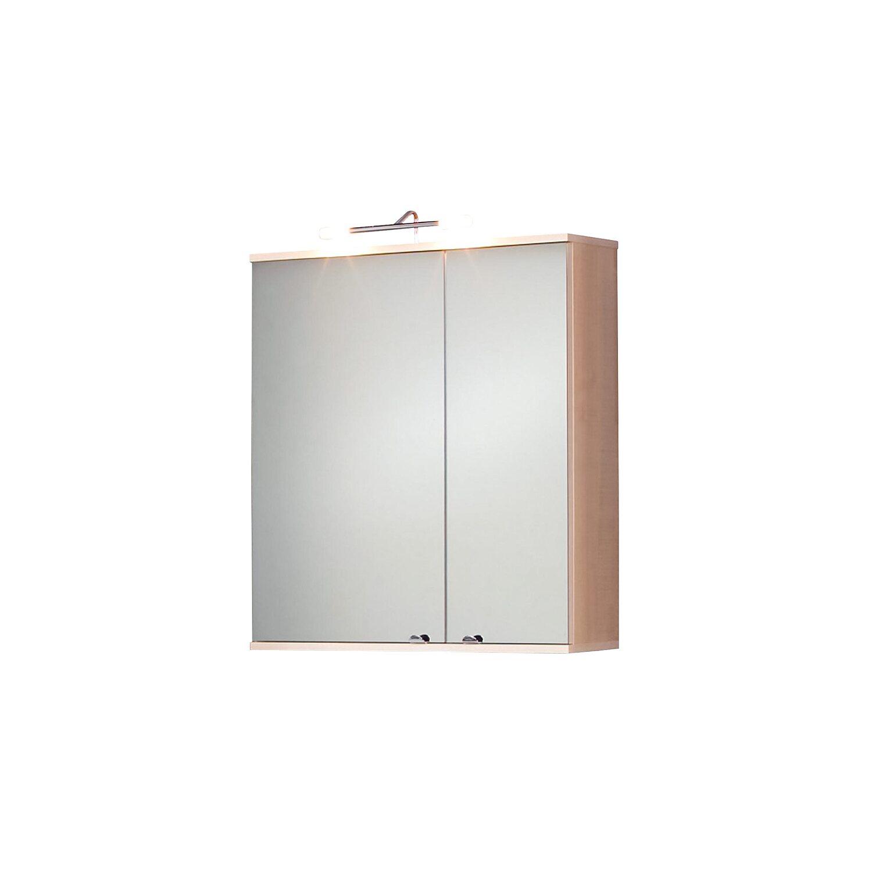 kesper spiegelschrank eek c prato 65 cm ahorn kaufen bei obi. Black Bedroom Furniture Sets. Home Design Ideas