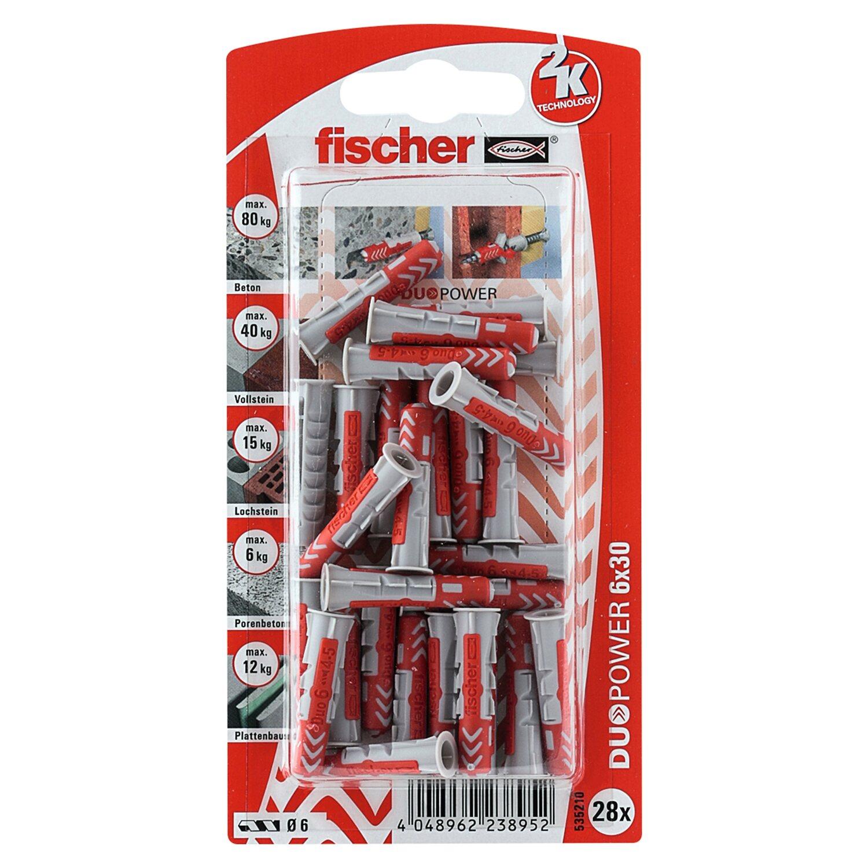 Fischer  Duopower 6 x 30 K (28 ST)