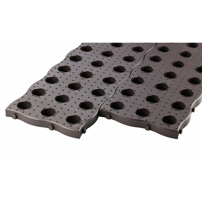 Garantia Beetplatte Maxi 70 cm x 24 cm x 2,5 cm...