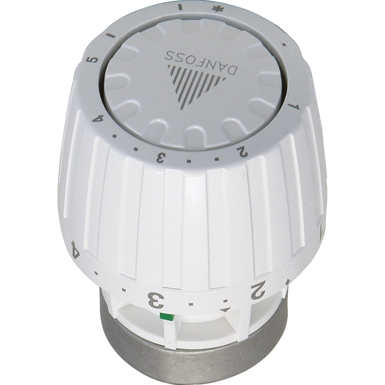 Danfoss Thermostat Kopf Ra V 34 Mm Weiss Kaufen Bei Obi