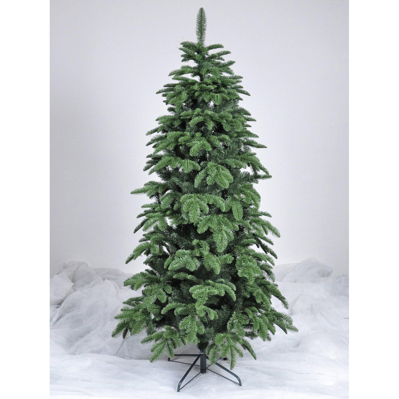 Takasho Kunstlicher Weihnachtsbaum Nordmanntanne Slim 210 Cm Kaufen