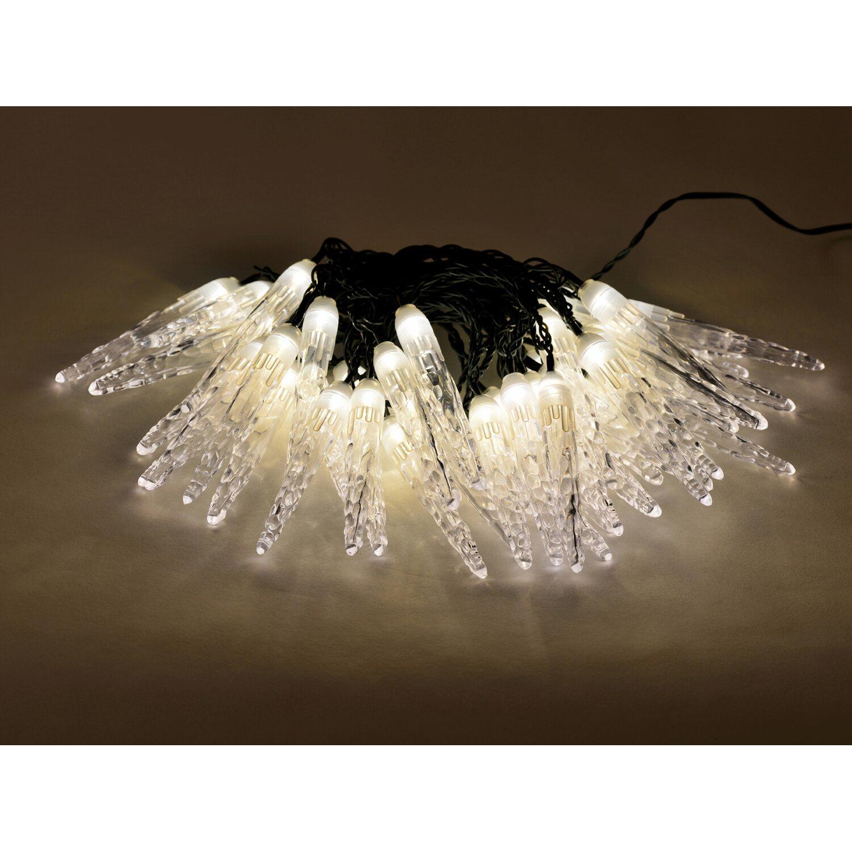 Eiszapfen lichterkette kaufen bei obi for Lichterkette kaufen