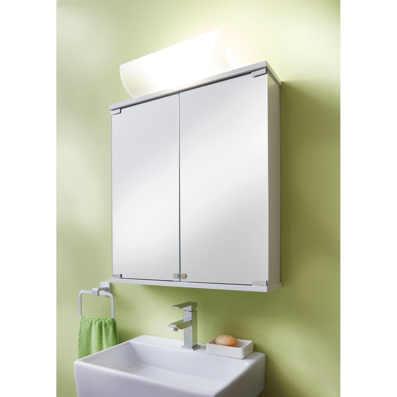 Jokey spiegelschrank 60 cm runner wei eek a kaufen bei obi for Spiegelschrank obi
