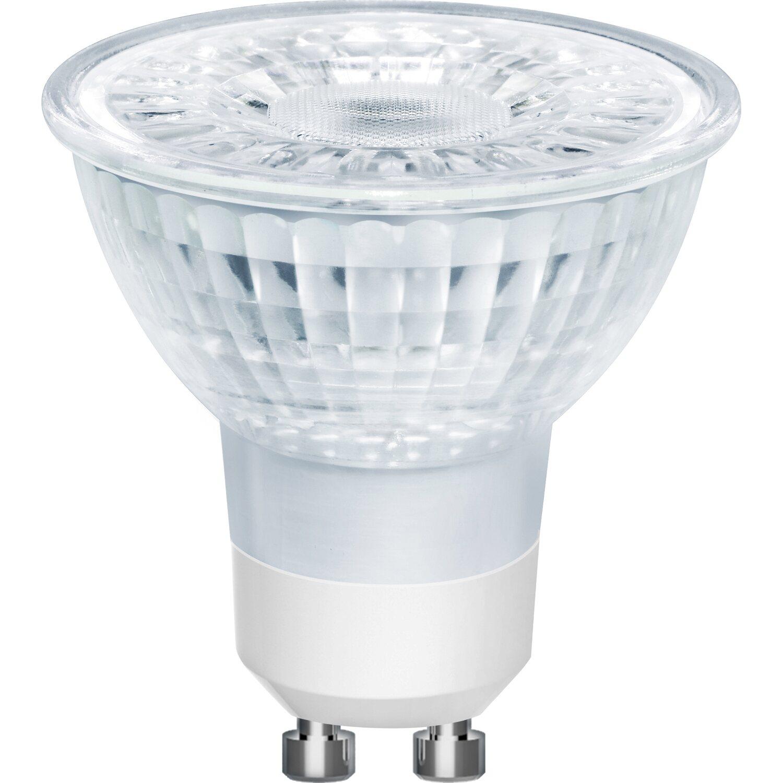 obi led leuchtmittel eek a reflektorform gu10 3 1 w. Black Bedroom Furniture Sets. Home Design Ideas