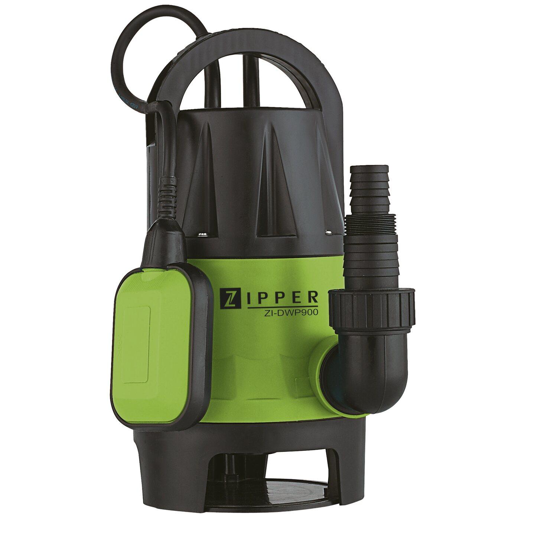 Zipper Schmutzwasser-Tauchpumpe ZI-DWP900 | Garten > Teiche und Zubehör | Zipper