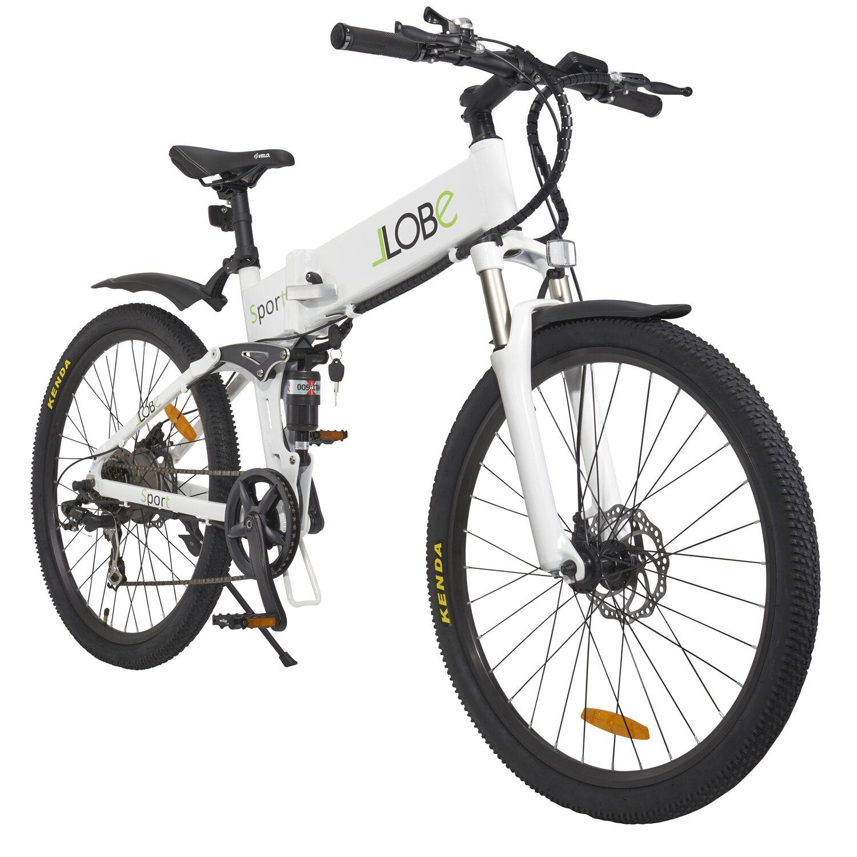 Llobe E-Bike faltbar Alu-MTB 26 Sport