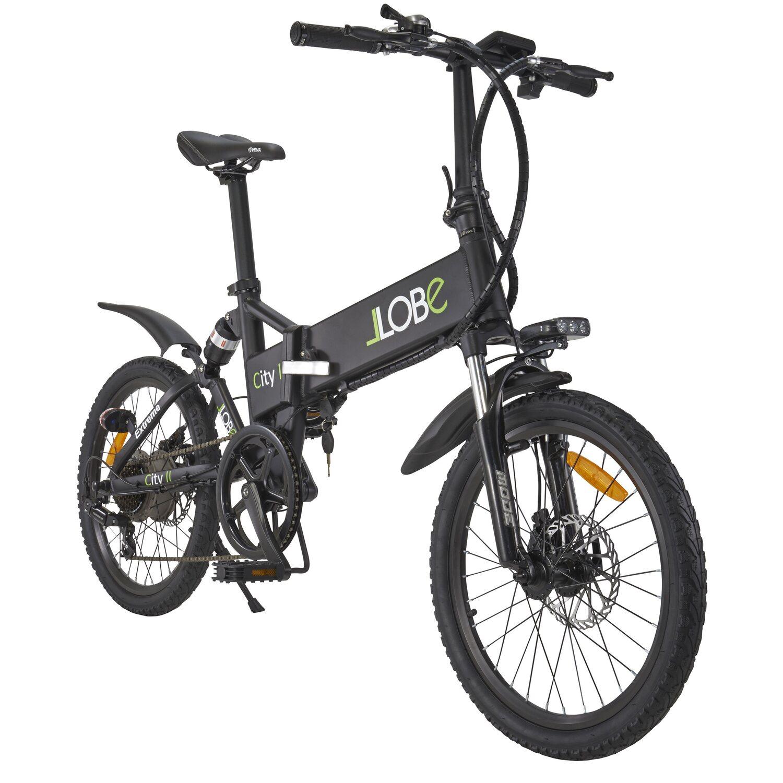 Llobe E-Bike faltbar 20 Alu City II