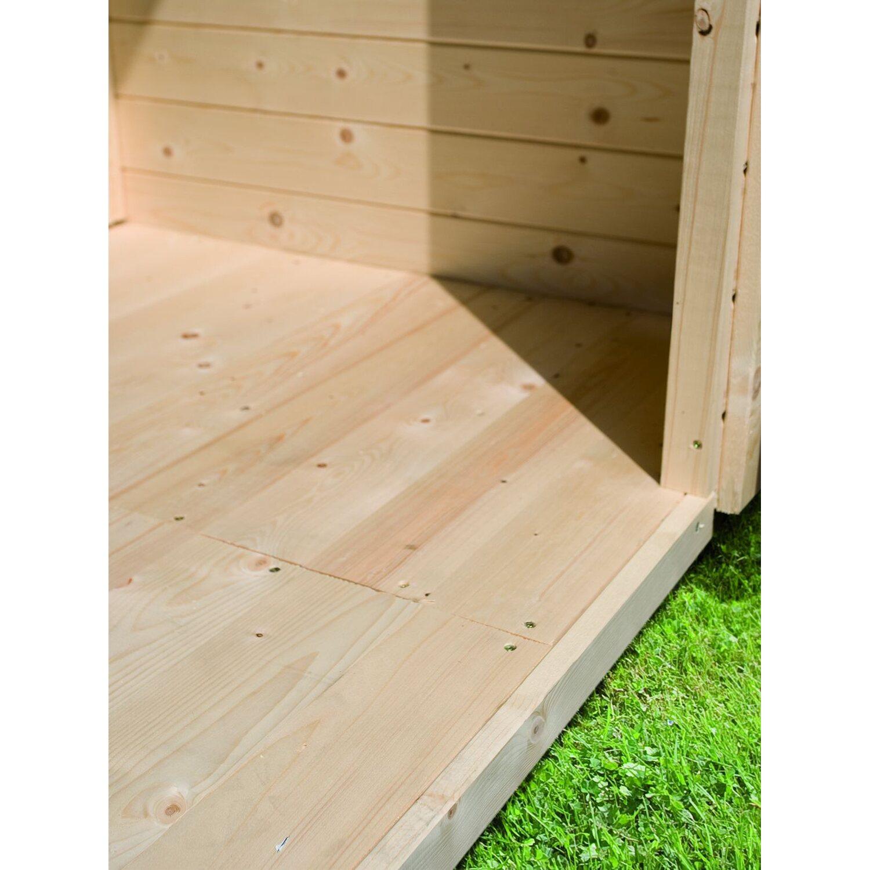 karibu fu boden f r holz gartenhaus tumba 280 cm x 230 cm kaufen bei obi. Black Bedroom Furniture Sets. Home Design Ideas