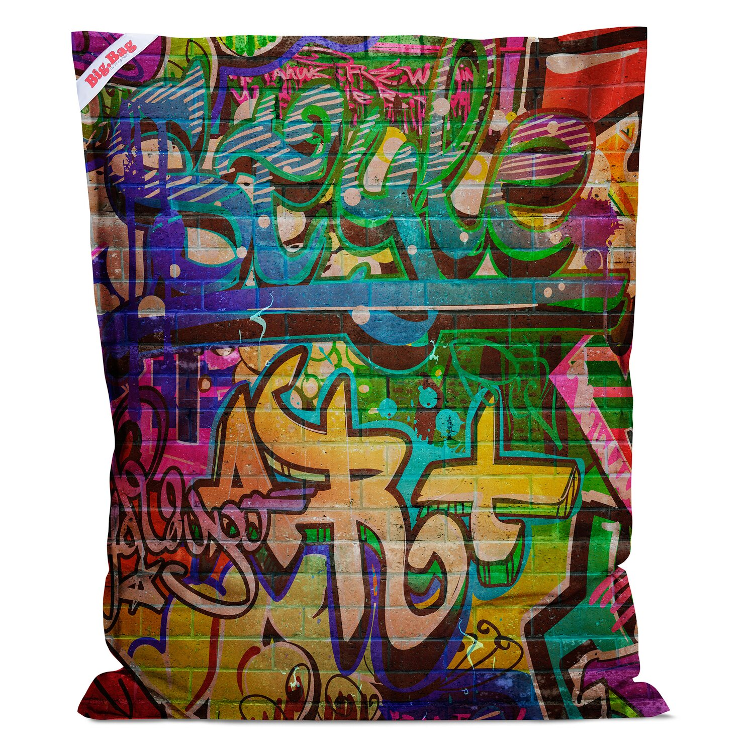 Sitting Point Sitzsack BigBag Graffiti 380 l
