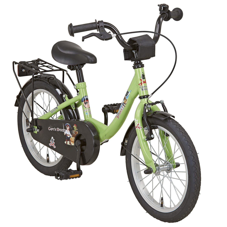 prophete jungen fahrrad 16 einsteiger kaufen bei obi. Black Bedroom Furniture Sets. Home Design Ideas