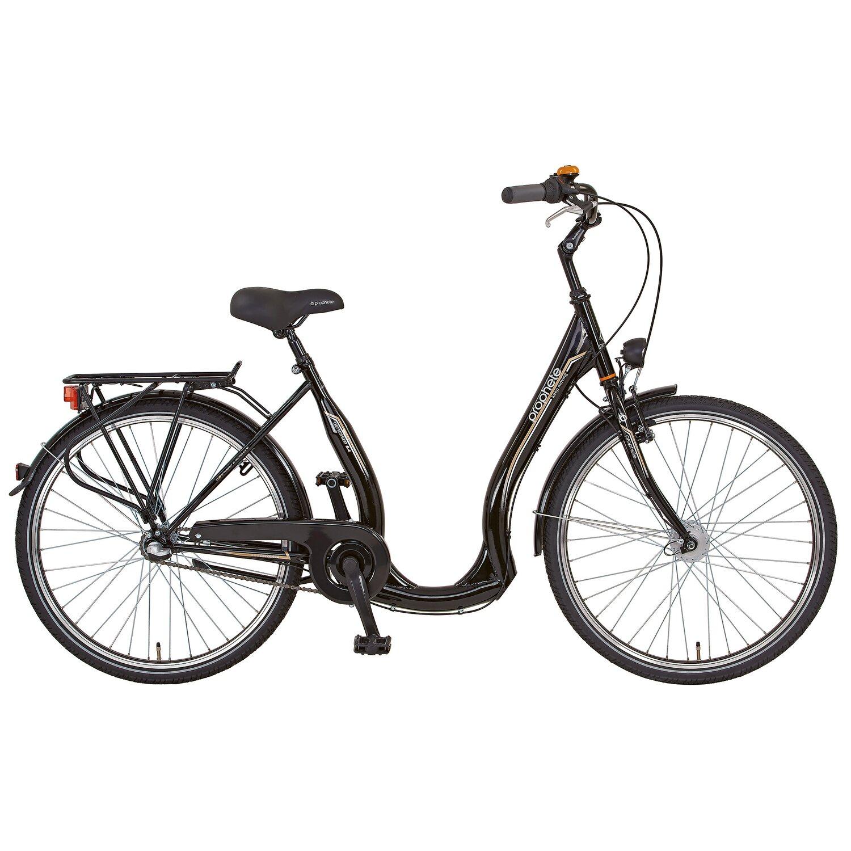 prophete city fahrrad tiefeinstieg damen 26 genie er 6 4 kaufen bei obi. Black Bedroom Furniture Sets. Home Design Ideas