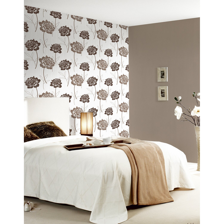a s creation vliestapete primavera cappuccino kaufen bei obi. Black Bedroom Furniture Sets. Home Design Ideas