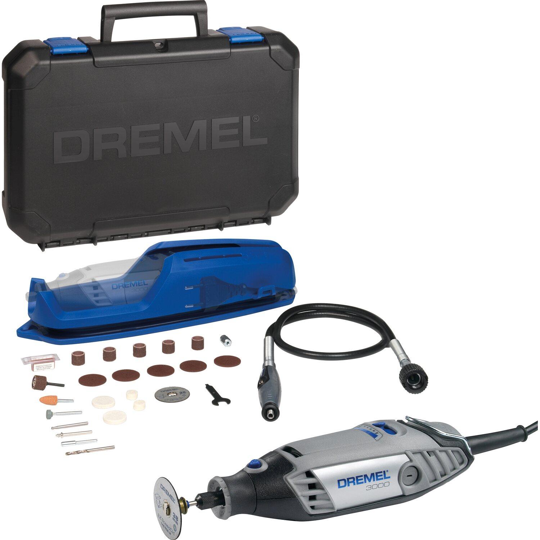 Dremel Multifunktionswerkzeug 3000 Set 3000-1/25 EZ | Baumarkt > Werkzeug > Werkzeug-Sets | Dremel