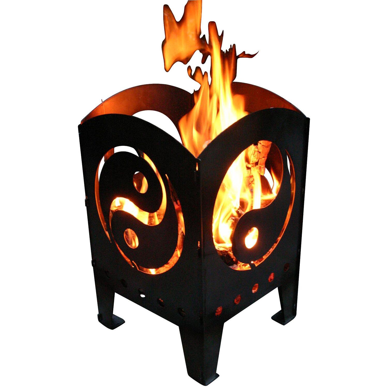 svenskav feuerkorb ying und yang xxl kaufen bei obi. Black Bedroom Furniture Sets. Home Design Ideas